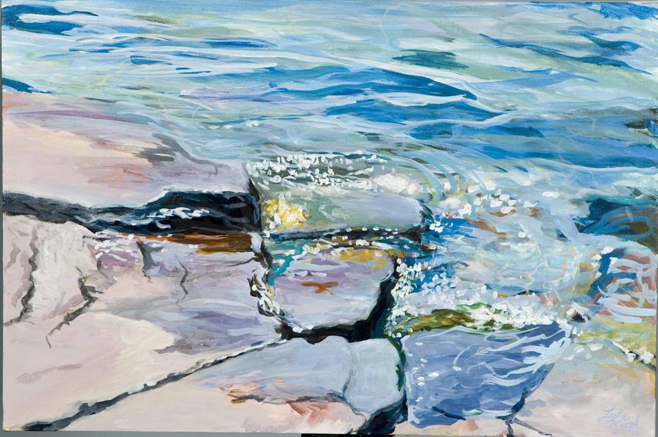 Vivid Shoreline 1