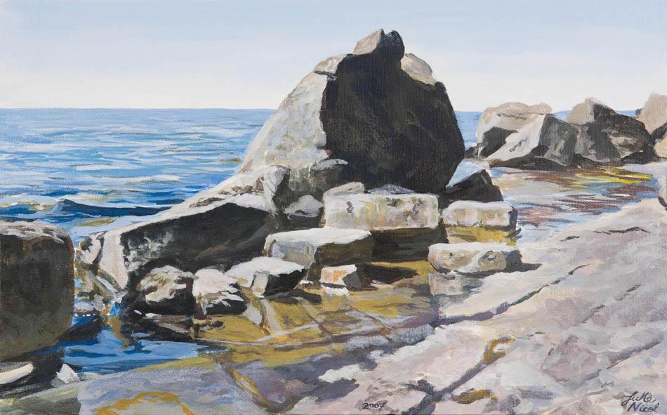 Sparkling Shore 3
