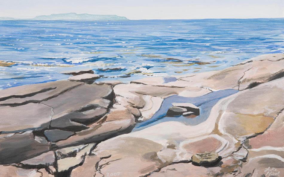 Sparkling Shore 8