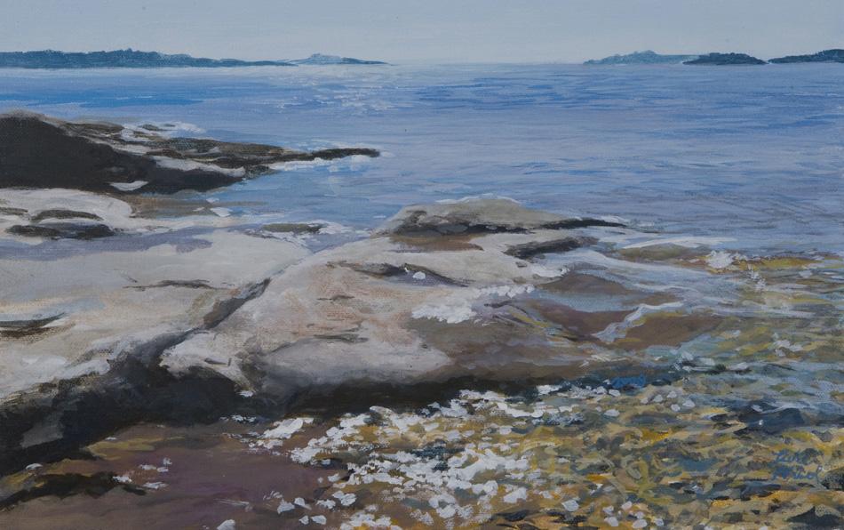 Brilliant Shore 1