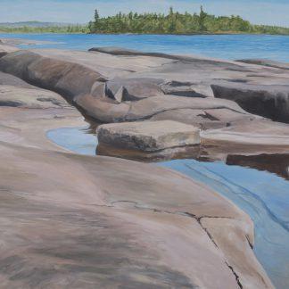 Lake Superior North Shore 11 Canvas 1