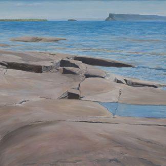 Lake Superior North Shore 11 Canvas 2
