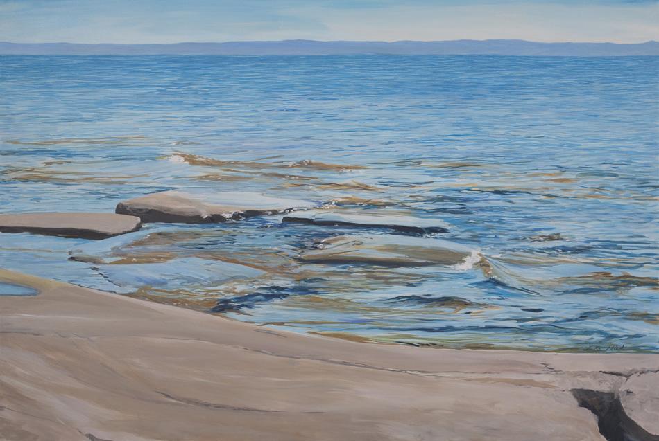 Lake Superior North Shore 11 Canvas 3