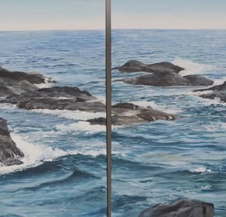 Water Diptych