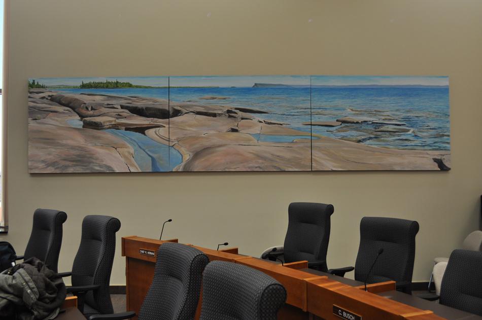 Thunder Bay City Hall Council Chambers 2011