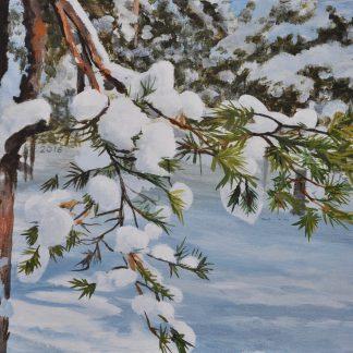 Lumenpeitto 6. Snow Cover.